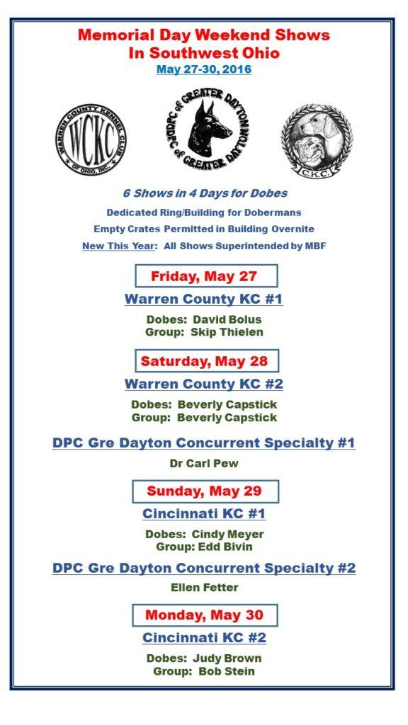 DPC Greater Dayton 2016